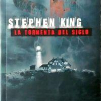 RESEÑA #9: La tormenta del Siglo de Stephen King ~ Agustina